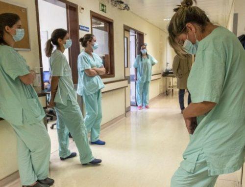 Apenas 20% dos enfermeiros dos centros de saúde chamados para vacinar