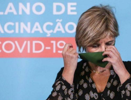 Ritmos de vacinação condicionam controlo de fronteiras, reconhece Marta Temido