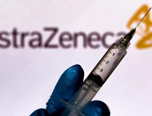 Vacina da AstraZeneca. Três meses de intervalo entre doses dão mais eficácia