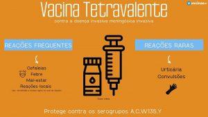 Vacina doença meningócica