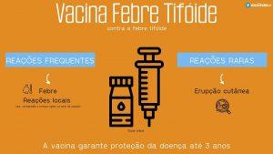 Vacina Febre Tifóide