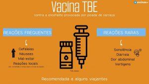 Vacina Encefalite por picada de carraça