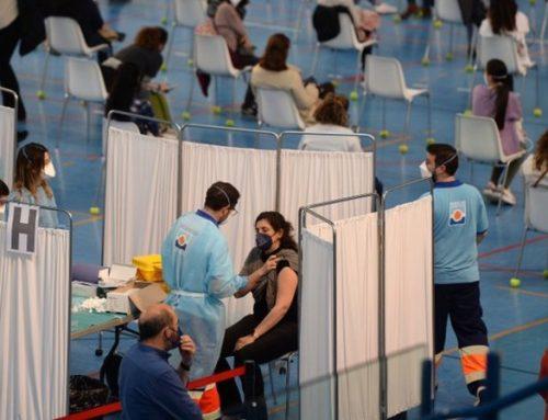 Portugal tem 25% da população vacinada. 42% já receberam a primeira dose