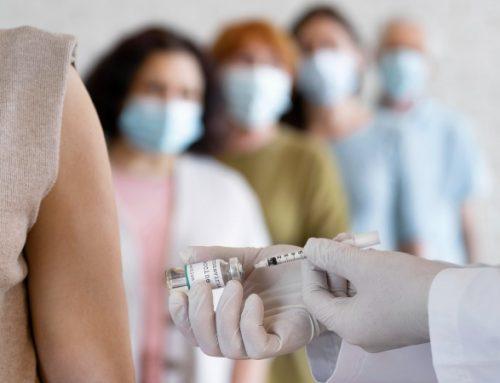 Covid-19: Um total de 57% da população residente com vacinação completa