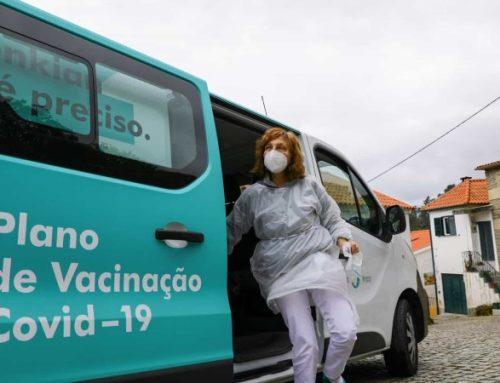 Projeto da Gulbenkian administrou 100 mil vacinas porta a porta